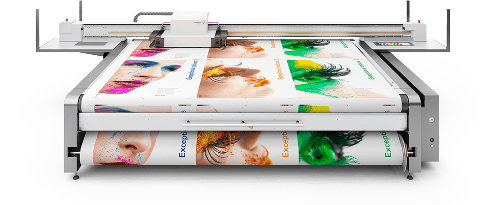 Новый планшетный УФ-принтер SwissQprint Nyala 2